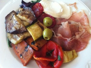 Cold Antipasti